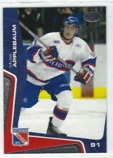 2005-06 Kitchener Rangers (OHL) Myles Applebaum