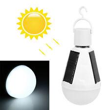 E27 Energy Saving LED Intelligent Lamp Solar Rechargeable Emergency Light Bulb L