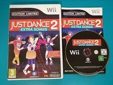 NINTENDO Wii : just dance 2 - extra songs