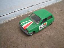 MEBETOYS - RENAULT 5 - RALLYE CAR - A 94 1/43 SCALE - MADE IN ITALY - VINTAGE -