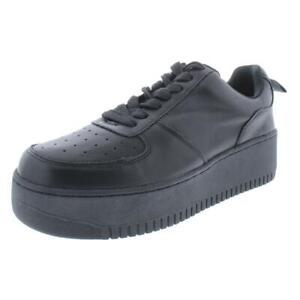 Steve Madden Womens Vengeance Black Casual Shoes 10 Medium (B,M)  4051