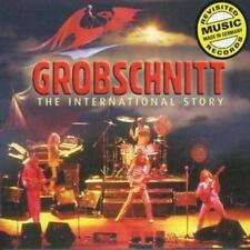 Grobschnitt : The International Story CD 2 discs (2006) ***NEW*** Amazing Value