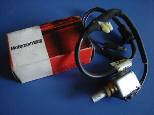 69 Ford Fairlane Torino Mercury 4 Speed Back-Up Light Lamp Switch NOS Motorcraft