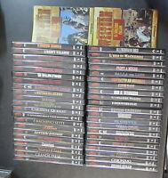 I CAPOLAVORI DEL CINEMA WESTERN 1-42 - Completa - DVD - Elenco all'interno -2005