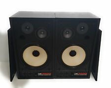 RSL 3600 STUDIO MONITOR 3-WAY SPEAKER SYSTEM 200-W MADE IN USA - See Video!