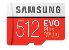 Micro Sd Memory Card 128gb 256gb 512gb DSLR Camera Samsung GoPro Android