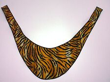 Dog Or Cat Neck Scarf - Tiger, Mardi Gras, Christmas & Other Prints - Handmade