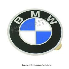 BMW 2800CS 3.0CS 530i 733i 528i Emblem Wheel Center Cap (57 mm Diameter) OEM