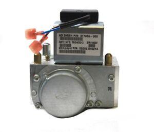 AO Smith EBMPapst Multifunctional Gas Valve Regulator GB-ND-057 D01 55299 24V