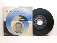 EDDIE CALVERT 4 TITOLI COLUMBIA SEDQ 626 BELLO