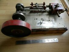Vintage large scale scratch built live steam Mill Engine,  very well made.
