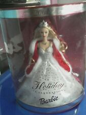 2001 Holiday Celebration Barbie Doll Special Edition NEW