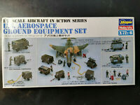 U.S. Aerospace Ground Equipment Set, Hasegawa, Scale: 1/72, Kit:X72-6, Super!