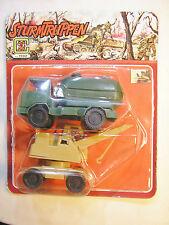 Blister Mezzi x Soldatini Toy Soldier Canè Giocattoli Sturmtruppen scala 1:32