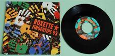 "Roxette - Fingertips '93 - 1993 German Vinyl 7"""