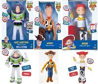 Disney Toy Story 4 Buzz Lightyear Sheriff Woody Jessie Talking Action 4+ Doll