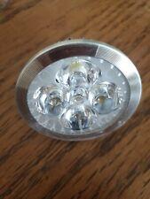 4x MR16 6W LED Bombilla Spotlight Downlight Blanco día DC12V