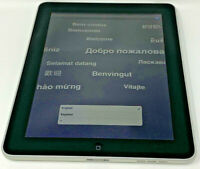 Apple iPad 1st Generation A1219 16GB WORKS GREAT GENTLY USED (19-720)