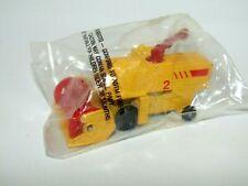 Matchbox Superfast Combine Harvester YE MEGA RARE from 30 Pack Bucket SEALED Bag