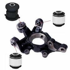 3Pc Rear Control Arms Assembly Knuckle Floating Bushing Kit for TOYOTA LEXUS