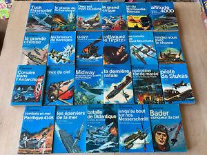 lot 23 livres collection J'ai Lu Leur Aventure