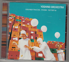YOSHINO ORCHESTRA - soundtracks from yotopia CD