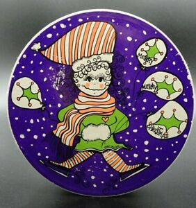 "Vtg 1969 Springbok Mini ""Holiday Thingies"" Merry Merry Christmas Puzzle 7"""