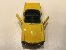 1960s Matchbox #27 Mercedes 230 SL
