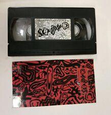 Chaos VHS skateboarding video