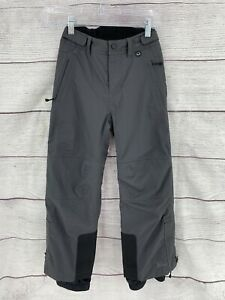 REI Boys Fleece Lined Snow Ski Snowboard Pants  Size XS 6/7