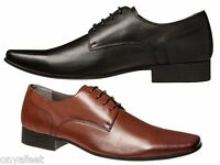 MENS JULIUS MARLOW - GRAND FORMAL/DRESS/WORK/CASUAL/LEATHER SHOES -CHEAP MEN'S