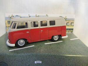 CORGI CLASSIC MODELS VW CARAVANETTE SCALE 1:43 D984/1