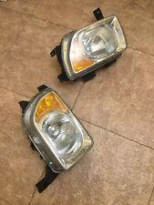 honda element headlights headlamps pair original genuine
