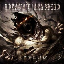 Album Disturbed Metal Music CDs & DVDs