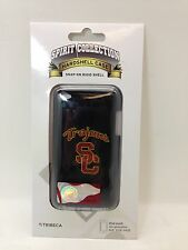 USC Trojans Black IPOD TOUCH 4G Snap on CASE Cover 4th Generation hard shell