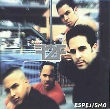 F2F : Espejismo Latin Pop/Rock 1 Disc Cd