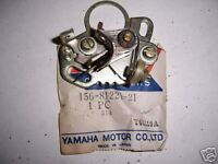 NOS 1966-67 Yamaha YDS3 Contact Breaker Points Assembly 156-81221-21