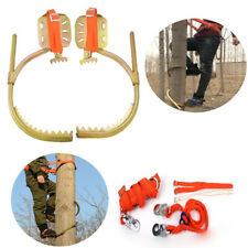Non-Slip Tree Climbing Tool Foot Hook Pedal Overhead Work Observation Outdoor