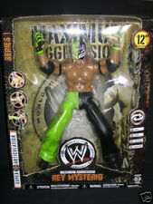 WWE MAXIMUM AGGRESSION Collection Series 1_REY MYSTERIO 12 inch figure_New & MIB