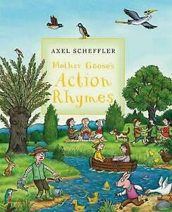 Mother Goose's Action Rhymes (Paperback, 2009)