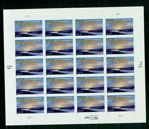 US, SC#4121 OKLAHOMA sheet of 20 MNH - sealed - Perfect