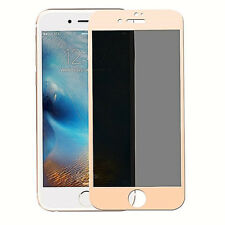 Gold Full 3D Curved Cover Tempered Glass Screen Protector For iPhone 6s