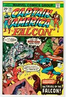 Marvel CAPTAIN AMERICA AND THE FALCON #191 - NM Nov 1975 Vintage Comic