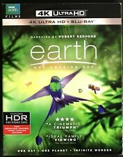 Earth- One Amazing Day- 4K Ultra HD- Brand New