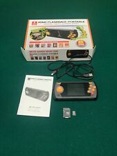 Atari Flashback Portable Game Player Handheld 60 Built-in Retro Games plus more