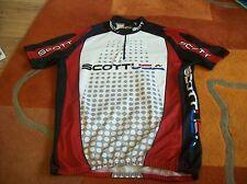 """Scott USA-Ciclismo in jersey/Camicia 36"""" petto CONDIZIONI EX"""