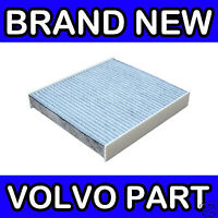 Volvo S40, V50, C30, C70 (-07) (With IAQS) Cabin / Pollen Filter (Carbon)