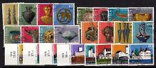 Schweiz 6 Ausgaben  Pro Patria 1972, 1973, 1974,1975, 1976, 1977 sauber gestemp.