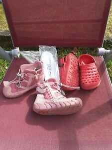 Schuhpaket ELEFANTEN Schuhsohlen Hausschuhe Winterschuhe Mädchen 24