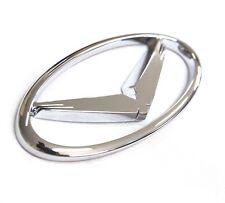 Eagle Logo Trunk Emblem for Hyundai Solaris Accent Verna 2011+